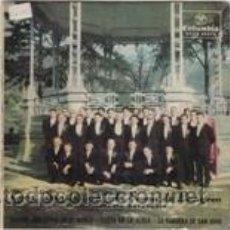Discos de vinilo: CORO SANTIAGUIN DE SAMA (COLUMBIA 1964). Lote 41523737