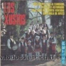 Discos de vinilo: LOS XUSTOS E.P. (BELTER 1967). Lote 41523802