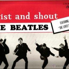 Discos de vinilo: LP THE BEATLES : TWIST AND SHOUT ( EDITADO EN CANADA : T 6054 ) . Lote 41530758
