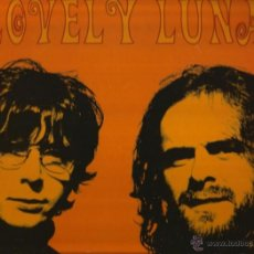 Discos de vinilo: LP LOVELY LUNA . Lote 41531017