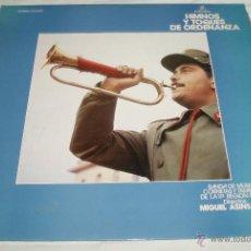 Vinyl records - lp de vinilo himnos y toques de ordenanza - 41534262