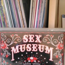 Discos de vinilo: SEX MUSEUM - FIFTEEN HITS THAT NEVER WERE. Lote 41539103