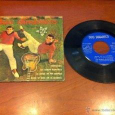 Dischi in vinile: DUO DINAMICO - NOSTALGIA - EP 1961 -. Lote 41543727