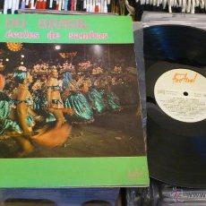 Discos de vinilo: DO BRASIL LES ECOLES DE SAMBAS LP DISCO DE VINILO BRASIL . Lote 41545064
