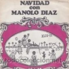 Discos de vinilo: MANOLO DIAZ LOS PASTORES/E MOE MOE (SONOPLAY 1967). Lote 41555428
