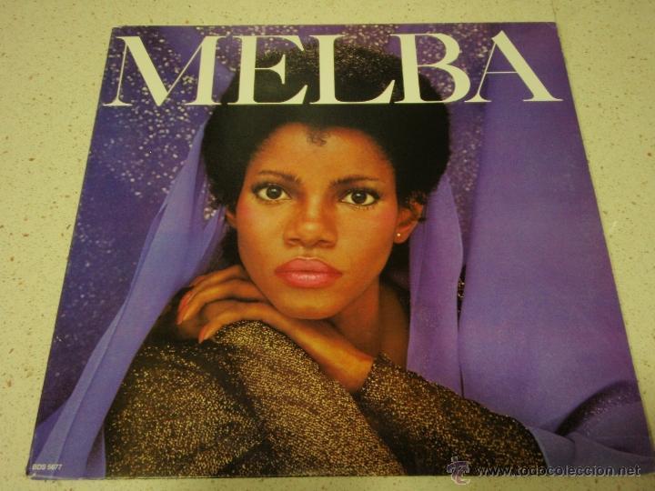 MELBA MOORE ( MELBA ) NEW YORK-USA 1976 LP33 BUDDAH RECORDS (Música - Discos - LP Vinilo - Funk, Soul y Black Music)