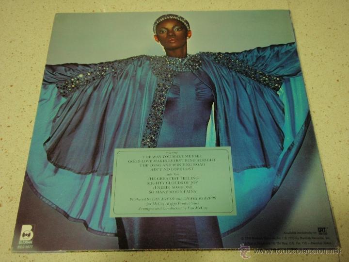 Discos de vinilo: MELBA MOORE ( MELBA ) NEW YORK-USA 1976 LP33 BUDDAH RECORDS - Foto 2 - 41556135