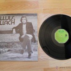 Discos de vinilo: LLUIS LLACH EDICIÓ ESPECIAL CAIXA D'ESTALVIS PROVINCIAL DE GIRONA LP VINILO. Lote 41565044
