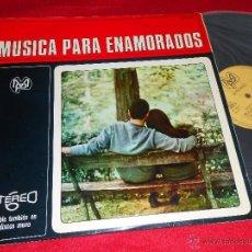 Discos de vinilo: ARMANDO SCIASCIA ORQUESTA MUSICA PARA ENAMORADOS LP 1968 MP EDICION ESPAÑOLA SPAIN. Lote 41571386