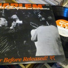 Discos de vinilo: DUKE ELLINGTON AND HIS ORCHESTRA HARLEM LP DISCO VINILO JAZZ . Lote 41572191