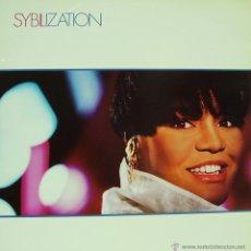 Discos de vinilo: SYBIL-SYBILIZATION LP VINILO 1990 SPAIN. Lote 41573051
