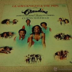 Discos de vinilo: GLADYS KNIGHT & THE PIPS - CLAUDINE ENGLAND-1974 LP BUDDAH RECORDS. Lote 41578829