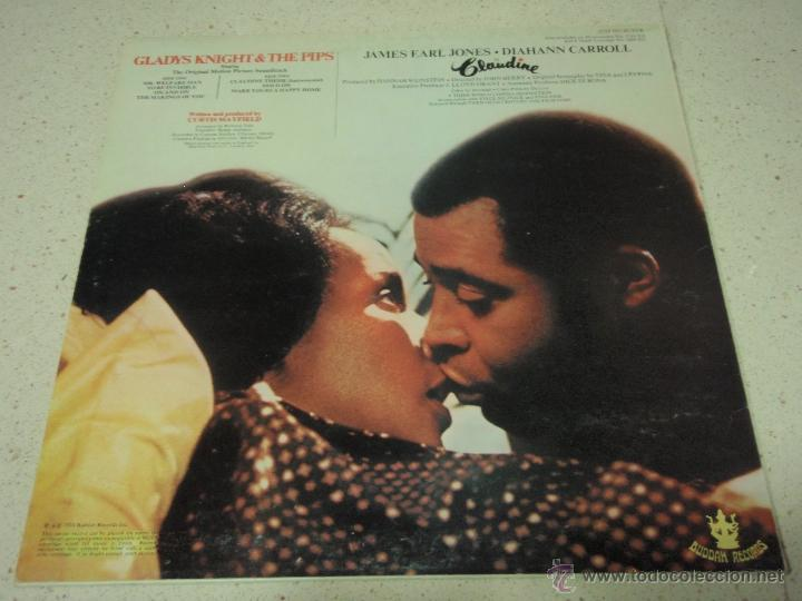 Discos de vinilo: GLADYS KNIGHT & THE PIPS - CLAUDINE ENGLAND-1974 LP BUDDAH RECORDS - Foto 2 - 41578829