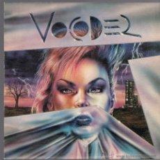 Discos de vinilo: VOCODER - MI CHICA TIENE UN LIO CON SATÁN/EN MI OSCURIDAD - SINGLE NEÓN DANZA/DRO 1987 EX/EX. Lote 41580364