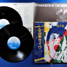 Discos de vinilo: DOBLE LP HEAVY 1978 - UFO - STRANGERS IN THE NIGHT - VINILO JAPONÉS. Lote 41586954