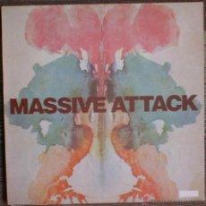 Discos de vinilo: MASSIVE ATTACK - RISINGSON - MAXISINGLE CIRCA 1997. Lote 41598009