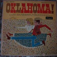 Discos de vinilo: OKLAHOMA UK 1964. Lote 41602219