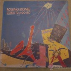 Discos de vinilo: ROLLING STONES - GOING TO A GO-GO(LIVE).. Lote 41606628