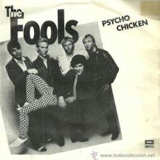 Discos de vinilo: THE FOOLS SINGLE SELLO EMI-AMERICA AÑO 1980. Lote 41623686