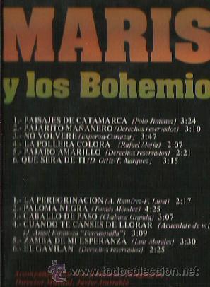 Discos de vinilo: MARISOL LP SELLO ZAFIRO 1981 - Foto 2 - 41625266