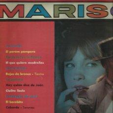 Discos de vinilo: MARISOL LP SELLO ZAFIRO 1981. Lote 41625334