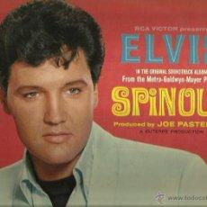 Discos de vinilo: ELVIS LP SELLO RCA VICTOR EDITADO EN U.S.A . Lote 41625965