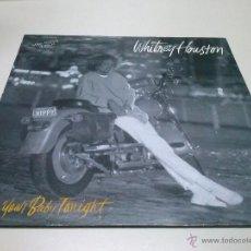 Discos de vinilo: LP - WHITNEY HOUSTON - I'M YOUR BABY TONIGHT - ORIGINAL ESPAÑOL, ARISTA RECORDS 1990/ENERO/10. Lote 41626019