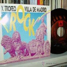 Discos de vinilo: LA RAF SINGLE FUERA DE ONDA PROMO 2º PREMIO POP-ROCK X TROFEO VILLA DE MADRID SPAIN. Lote 38959168