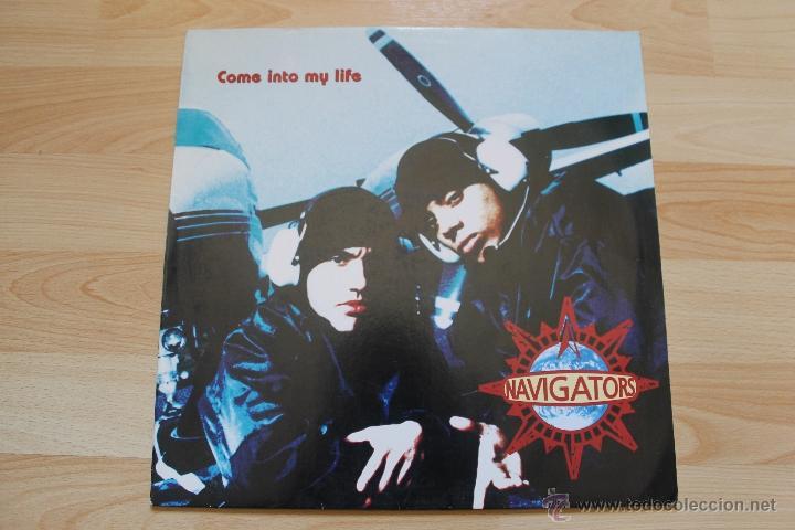 Discos de vinilo: NAVIGATORS COME INTO MY LIFE LP VINILO - Foto 2 - 41635212
