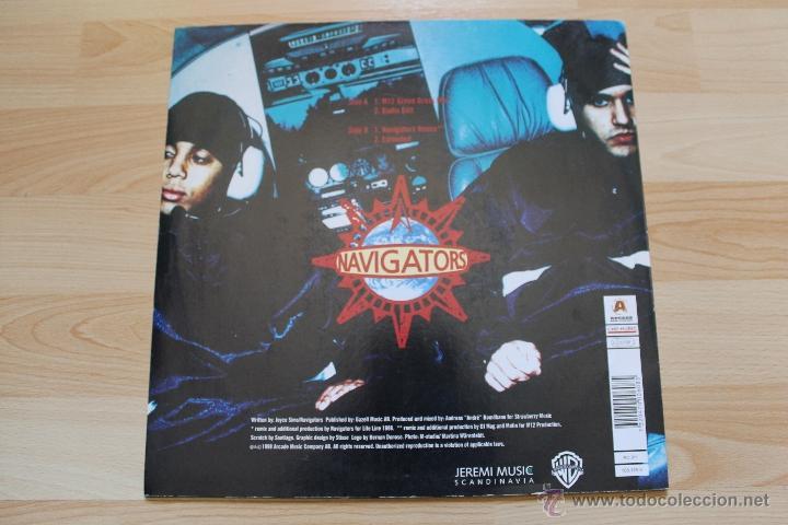 Discos de vinilo: NAVIGATORS COME INTO MY LIFE LP VINILO - Foto 3 - 41635212