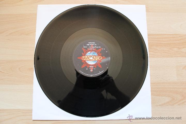 Discos de vinilo: NAVIGATORS COME INTO MY LIFE LP VINILO - Foto 4 - 41635212