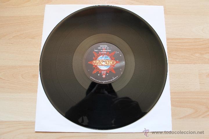 Discos de vinilo: NAVIGATORS COME INTO MY LIFE LP VINILO - Foto 5 - 41635212
