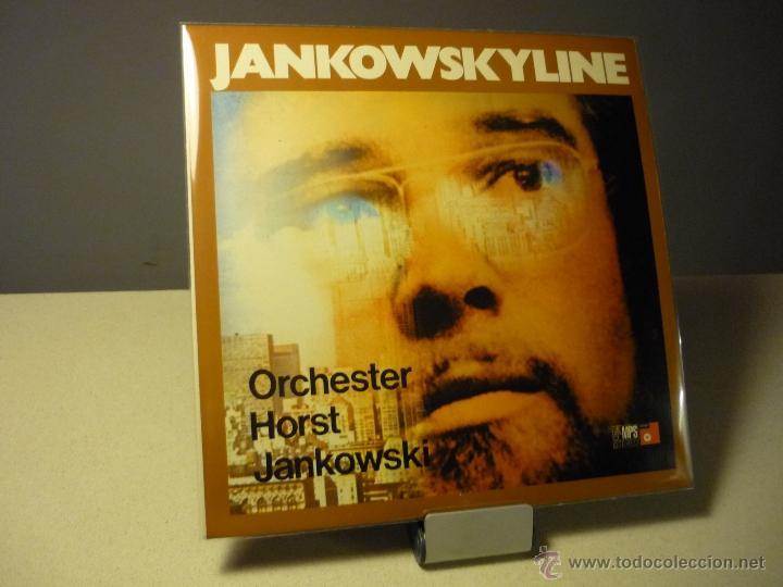 JANKOWSKYLINE ORCHESTER HORST JANKOWSKY (Música - Discos de Vinilo - Maxi Singles - Jazz, Jazz-Rock, Blues y R&B)