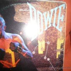 Discos de vinilo: DAVID BOWIE- LET´S DANCE. Lote 41655012