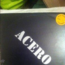 Discos de vinilo: ACERO / OGRO DISCOS 1983. Lote 41658293