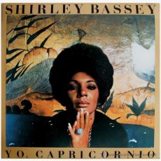 Discos de vinilo: SHIRLEY BASSEY - YO, CAPRICORNIO - LP SPAIN 1972 - UNITED ARTISTS HUS 061-78. Lote 41658310