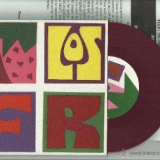 Discos de vinilo: LOS FRESONES REBELDES EP TRIBUTO A PEPITO SEX ESPAÑA 1998,CON HOJA PROMO. Lote 41659407
