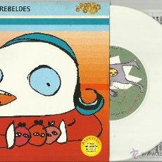 Discos de vinilo: LOS FRESONES REBELDES EP ESPAÑA 1998. Lote 41660836