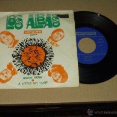 Discos de vinilo: ALBAS SINGLE A LITTLE BIT HURT MOD SOUL PSYCH HEAR!. Lote 41663068