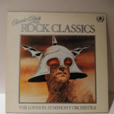 Discos de vinilo: VINILO THE LONDON SYMPHONY ORCHESTRA. CLASSIC ROCK. ROCK CLASSICS. EDIGSA 1981. Lote 41666295