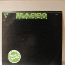 Discos de vinilo: VINILO KASSO. DISCOS VICTORIA 1981. Lote 41666566