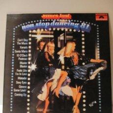Discos de vinilo: VINILO JAMES LAST. NON STOP DANCING 81. POLYDOR 1981. Lote 41666839