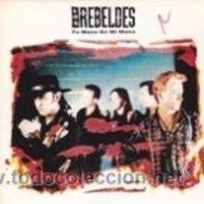 Discos de vinilo: LOS REBELDES TU MANO EN MI MANO (EPIC 1991). Lote 41667750