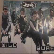 Discos de vinilo: ASH - WILD SURF.. Lote 41669578