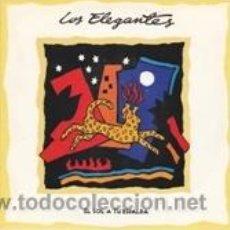Discos de vinilo: LOS ELEGANTES EL SOL A TU ESPALDA (DRO 1991). Lote 41670925