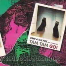 Discos de vinil: TAM TAM GO! CAER A TUS PIES (EMI 1993). Lote 177593278
