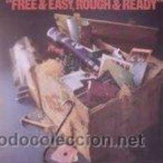 Discos de vinilo: FREE ?– FREE & EASY, ROUGH & READY 8 EUR. Lote 41672933