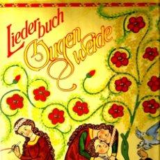 Discos de vinilo: DOBLE LP OUGENWEIDE : LIEDERBUCH ( BANDA ALEMANA DE FOLK ROCK MEDIEVAL & PROGRESIVO ) . Lote 41675556