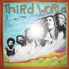 Discos de vinilo: THIRD WORLD- PRISONER IN THE STREET. Lote 41675891