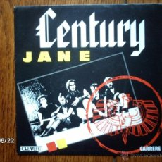 Discos de vinilo: CENTURY - JANE + HELP ME HELP . Lote 41677808